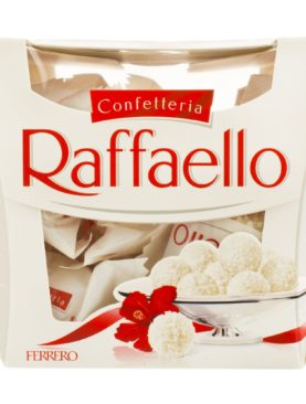 Praline crocante Raffaello