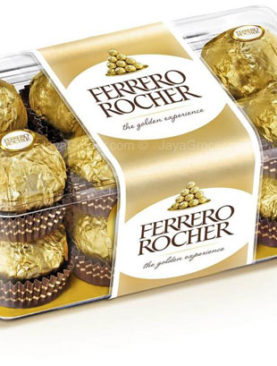 Praline crocante Ferrero Rocher 200 gr