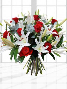 Buchet de flori - Ultim omagiu