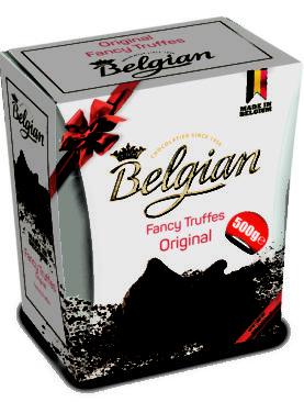 Trufe Belgian Originale