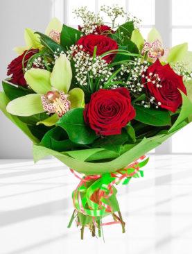 Buchet cu flori - Esti splendoarea mea
