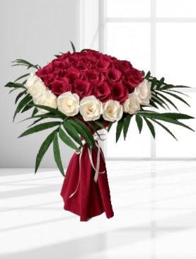 Buchet de flori - Dragoste nemarginita