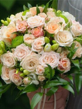 Buchet de flori - Emotie si Pasiune