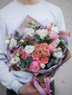 Buchet de flori - Culorile Preferate