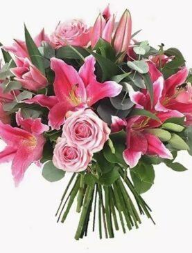Buchet de flori - Lily