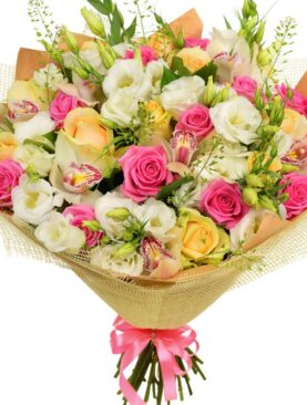Buchet de flori - Emozione