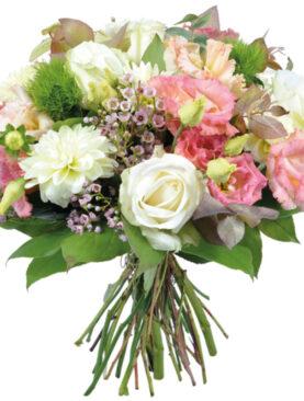 Buchet de flori cu Chamelaucium