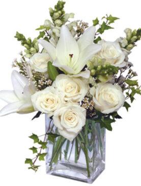 Buchet de flori - White