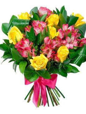 Buchet de flori Viu Colorate
